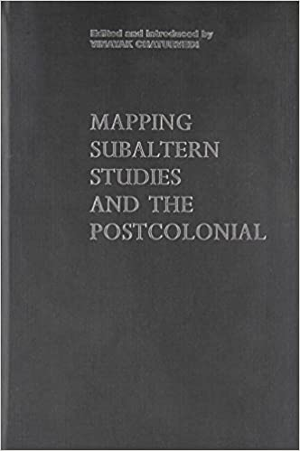 Book Mapping Subaltern Studies and the Postcolonial