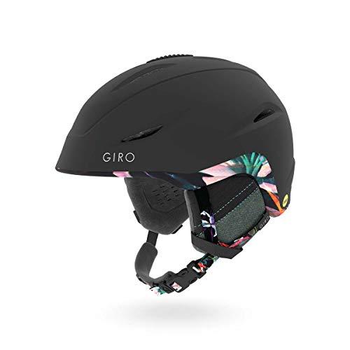 Giro Fade MIPS Womens Snow Helmet Matte Black Electric Petal MD - Electric Helmet Snowboard