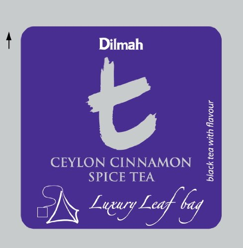 Dilmah Cinnamon Biodegradable Sachets Service product image