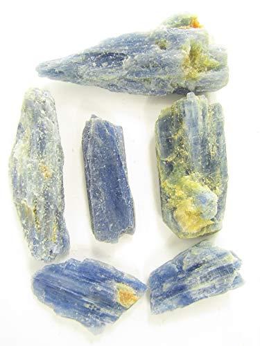 6 Piece Kyanite Blue Blades (1