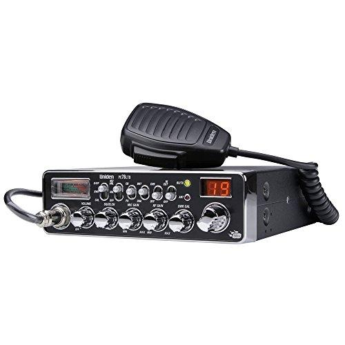 [해외]Uniden PC78LTD 40 채널 CB 라디오 50 주년/Uniden PC78LTD 40-Channel CB Radio 50th Anniversary