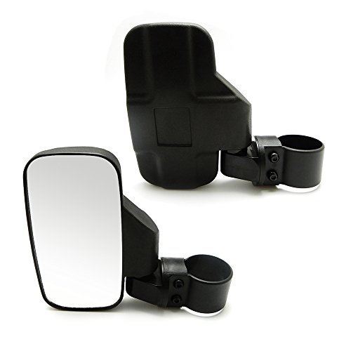Issyzone UTV Side View Mirror for 1.5