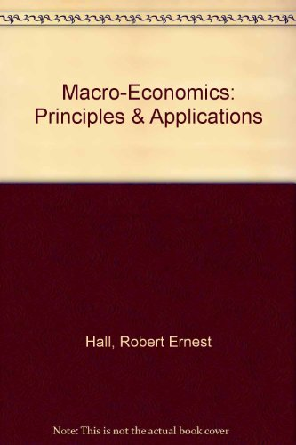 Workbook for Macroeconomics: Principles and Applications