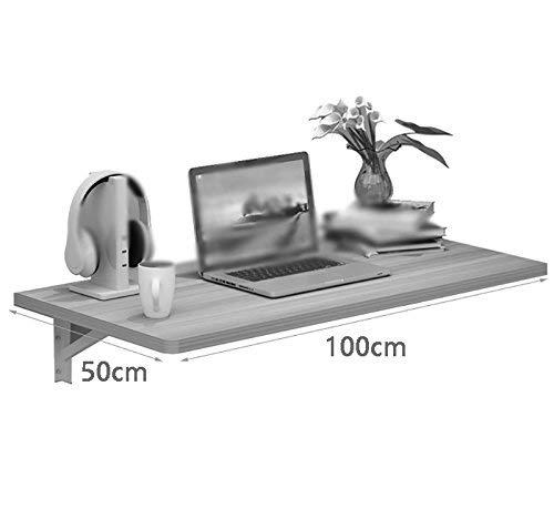 Envío 100% gratuito 100  50 cm WZC Mesa Plegable, mesas mesas mesas de Comedor Plegables de Color púrpura Estaciones de Trabajo para computadora Que cuelgan de la Parojo Incluso la Mesa de Estudio de la Mesa de la Nota de la Mesa Comedor de TR  de moda