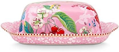 Butterdose Aus Porzellan Hummingbird In Pink Von PIP STUDIO 51018066