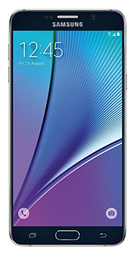 Samsung Galaxy Note 5 64GB N920P Blue Sapphire - Sprint (Certified Refurbished) (Phone 5 Sprint)