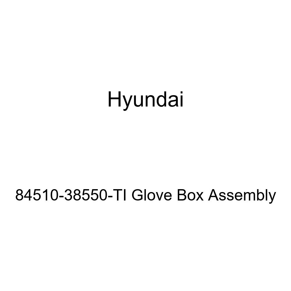 Genuine Hyundai 84510-38550-TI Glove Box Assembly
