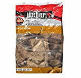 PECAN WOOD CHUNKS 4LB (Pkg of 10)