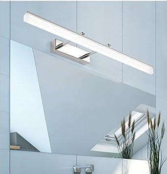 Spiegel LED-Licht Badezimmer Spiegelschrank ...