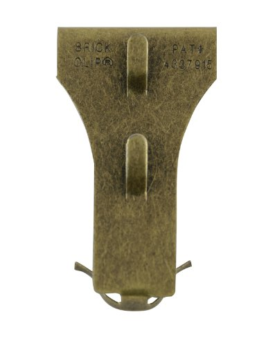 (Adams Christmas 1450-99-1040 Brick Clip,)