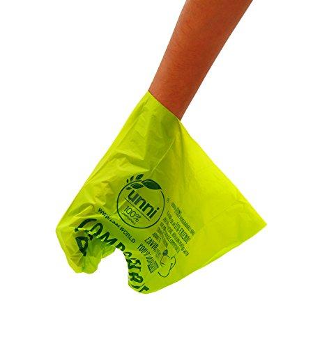 Cornstarch Biodegradable Bags - 1