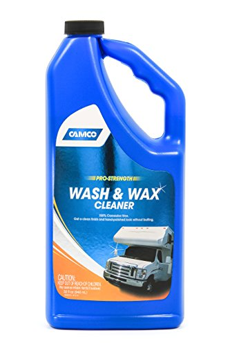Camco 40493 Pro Strength Wash Wax