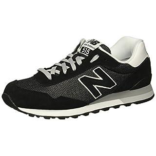 New Balance Men's 515 V1 Sneaker, Black, 18 4E US