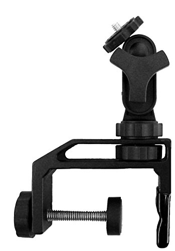 PEDCO UltraClamp Assembly Camera Mount Accessory for Cameras, Scopes, and Binoculars (2.5-Inch) by PEDCO
