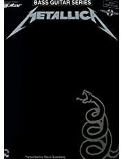 Metallica: (Black) For Bass (Play it Like it is) by Metallica (1992-01-01)