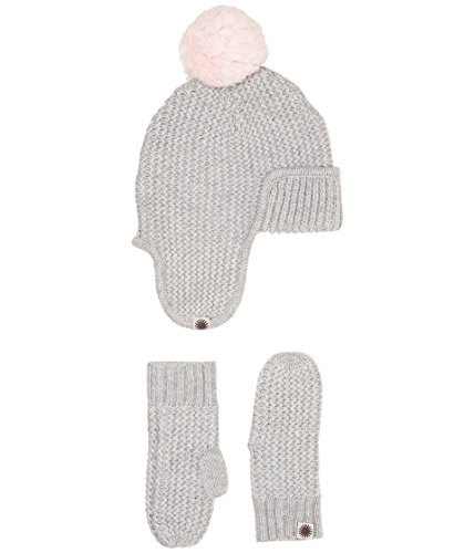 UGG Kids Unisex Trapper Hat/Mitten Gift Set (Toddler/Little for sale  Delivered anywhere in USA