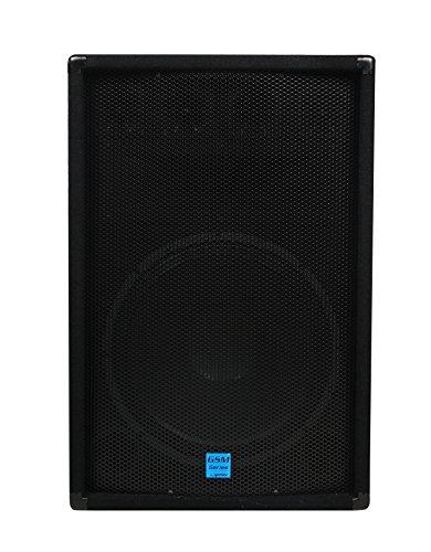 Gemini GSM-1585 Professional Audio 15-inch Woofer DJ Stage Passive Loudspeaker, 15