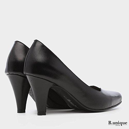 Unique pour Femme Escarpins Noir B 8Tqvw8