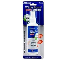 BAZIC 4 Oz. White Board Cleaner, Case of 12 (6002-12)