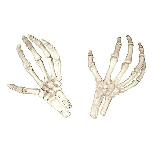 Skeleton Hands Halloween Party Decorations, 1 -