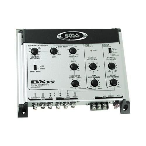 Boss Bx35 3 Way Electronic Crossover