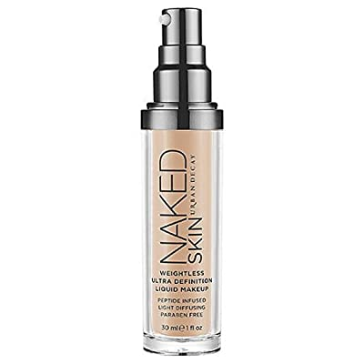 Urban Decay Naked Skin Weightless Ultra Definition Liquid Makeup 0.5 1 oz