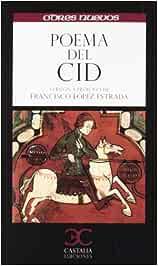 Poema del Cid (Odres Nuevos): Amazon.es: López Estrada, Francisco: Libros