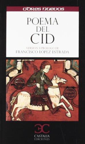 Poema del Mio Cid (Spanish Edition)