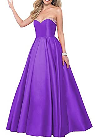 GMAR Sexy Off-The-Shoulder Prom Dresses Beaded Satin Cocktail Homecoming Dress