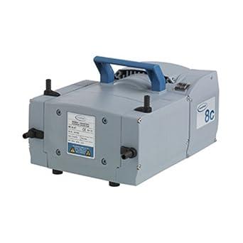 Brandtech 734203 Me8c Nt Oil Free Vacuum Pump Us Plug 120v Science Lab Pumps Amazon Com Industrial Scientific