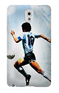 S0025 Argentina Maradona Case Cover for Samsung Galaxy Note 3