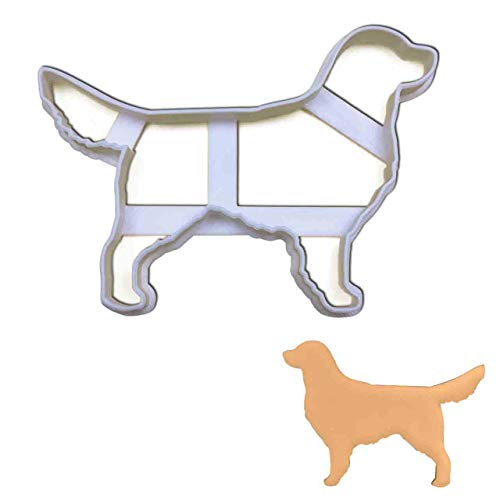 Golden Retriever cookie cutter, 1 pc, Ideal gift for dog lovers