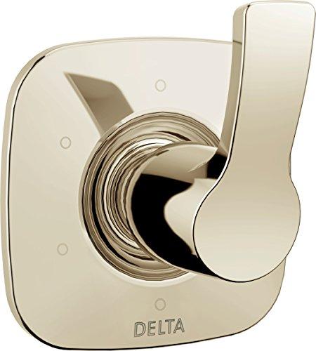 Delta Faucet T11952-PN Tesla, 6 Function Diverter Trim (Valve Not Included), Polished Nickel