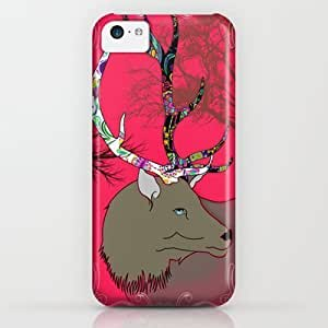 Deer Case For Sumsung Galaxy S4 I9500 Cover By Thornton Rose Rawdha