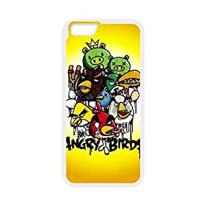 iphone6 4.7 inch cell phone cases White Angry Birds fashion phone cases JY3509104