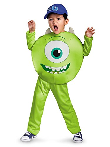 Mike Toddler Classic Child Costume - Toddler Large