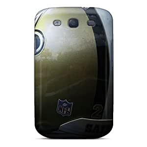 Excellent Hard Phone Cover For Samsung Galaxy S3 (eee18087SIVJ) Provide Private Custom HD New Orleans Saints Skin