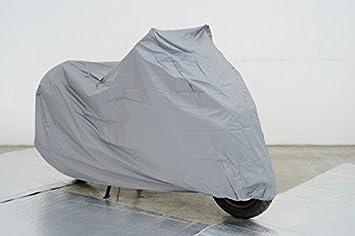 Motorrad Abdeckplane Haube Garage Wasserdicht Kompatibel Mit Vespa Primavera 50 125 150 Ohne Zubehör Auto