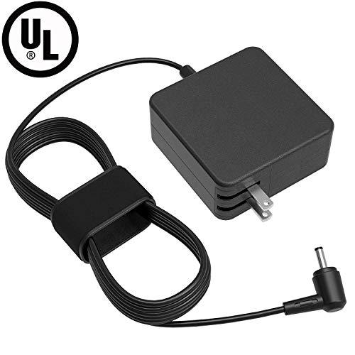UL Listed 7.54Ft AC Charger for Asus Q405UA Q405U Q405 Q505UA Q505U Q505 Q525UA Q525U Q525 Q303...