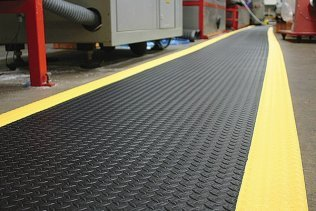 anti-fatigue mat 5/8'' thick 3' x 75' by Thermodyn