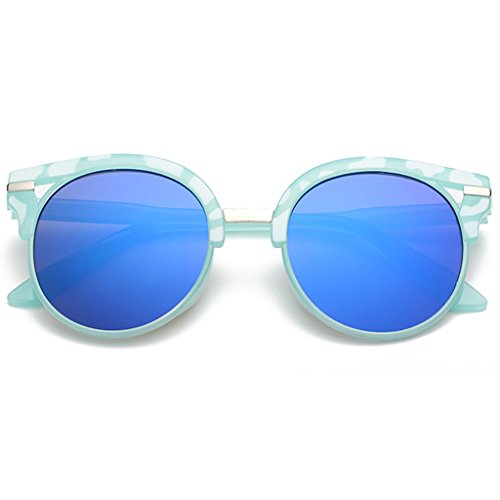 SYlive Retro Large Frame Sunglasses Protection Goggles Outdoor Fashion Unisex Sunglasses - 90s Goggles