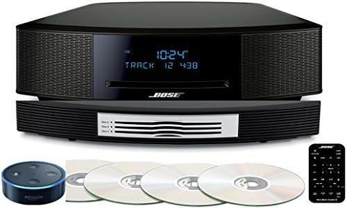 Amazon com: Bose Wave Music System IV Bundle with Multi-CD