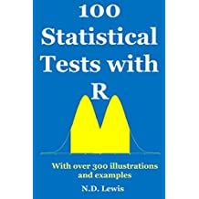 100 Statistical Tests in R: With over 300 illustrations and examples