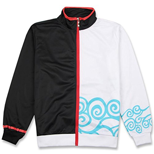 NSOKing Hot Anime Gintama Cosplay Costume Sport wear Jacket Coat