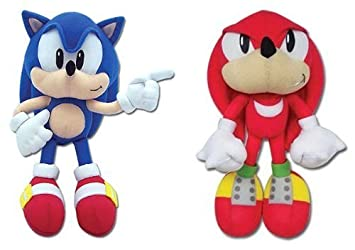 amazon great eastern sonic the hedgehog classic sonic knuckles