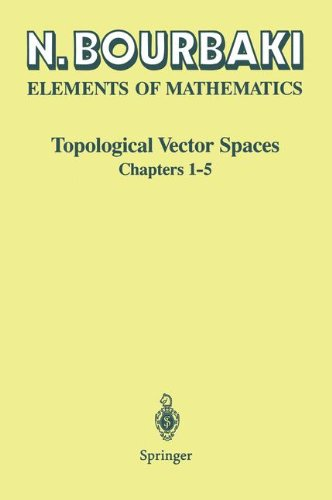 Elements of Mathematics: Chapters 1-5
