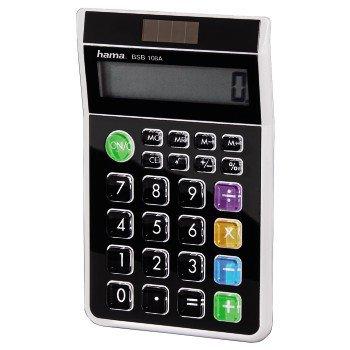 Hama 51512 Bureau BSB 108R Taschenrechner