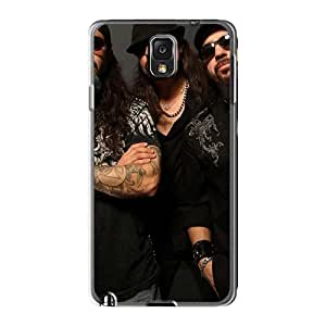 Protector Hard Phone Cases For Samsung Galaxy Note3 With Allow Personal Design Trendy Black Sabbath Band Pictures AshleySimms