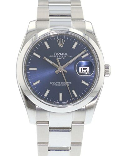 Rolex Oyster Perpetual Date 34 115200 (Rolex Oyster Perpetual Date Submariner 116613lb Price)