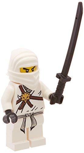 LEGO Ninjago Zane - White Ninja Minifigure]()